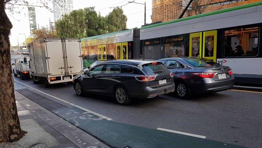 Holden Commodore Sportwagon 2018 Spied In Melbourne - Car News | CarsGuide