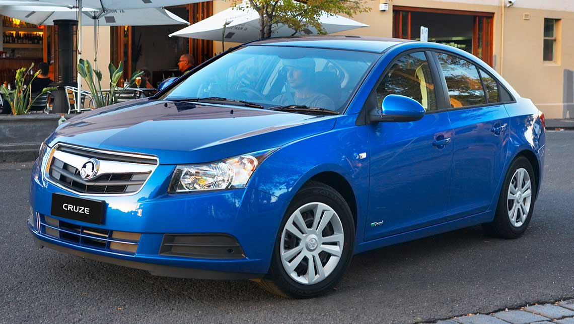 Holden Cruze Used Review 2009 2011 Carsguide