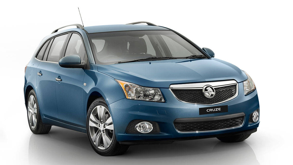 Holden Cruze Cdx Used Cars