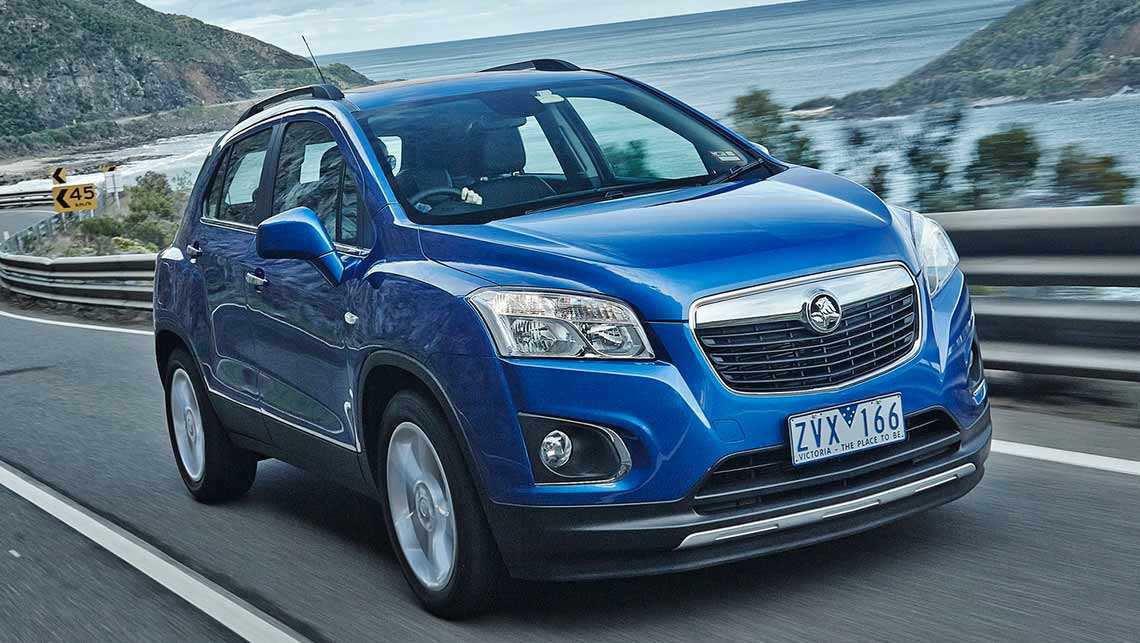 Holden Trax LTZ turbo 2014 review | CarsGuide