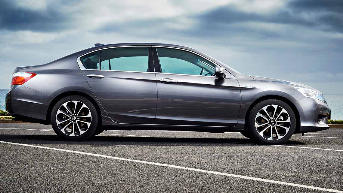 Beautiful 2015 Honda Accord Sport Hybrid