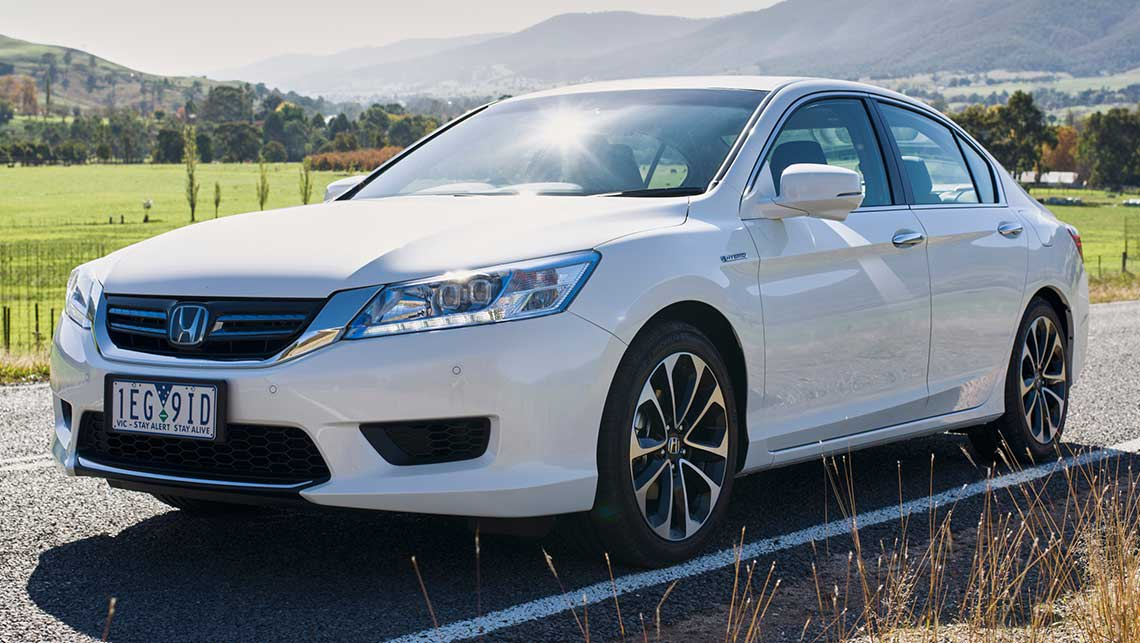2015 Honda Accord Sport Hybrid Review First Drive