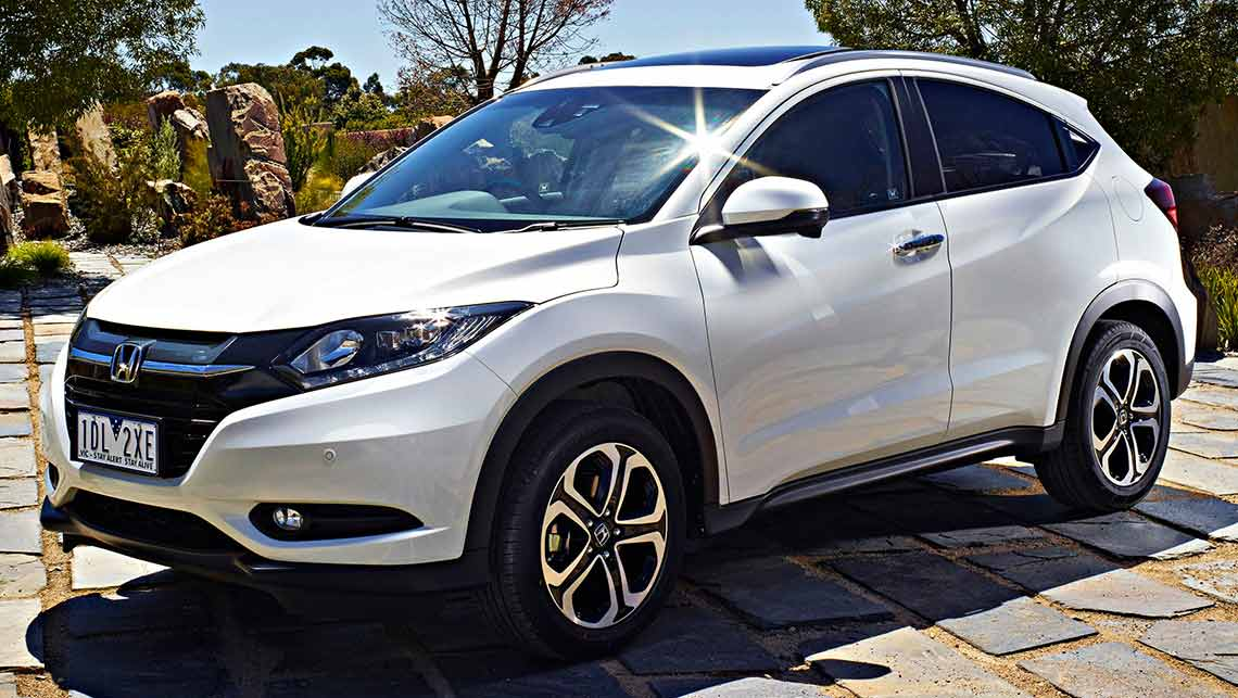 2015 honda hr v new car sales price   car news carsguide