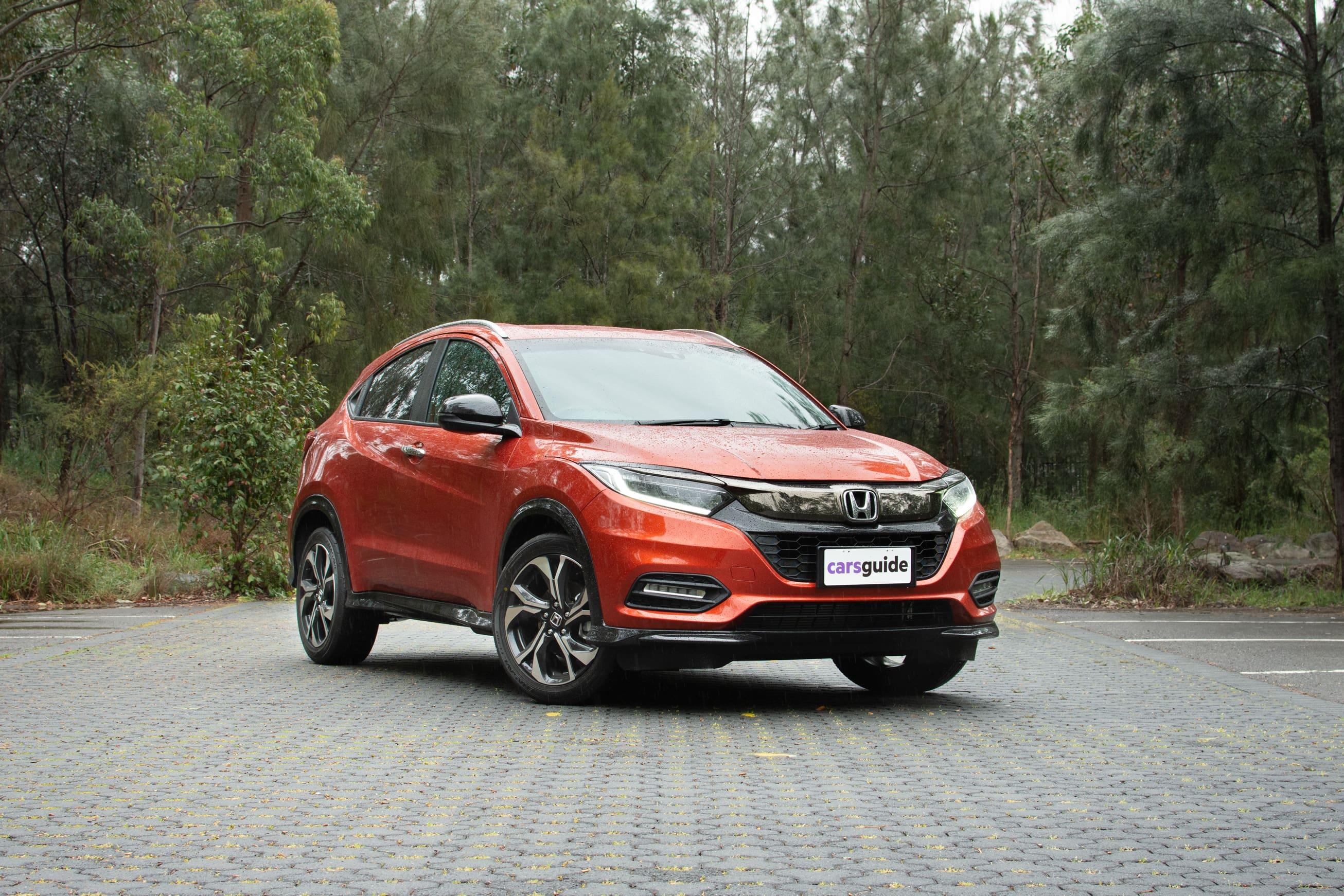Honda Hr V Rs 2019 Review Carsguide