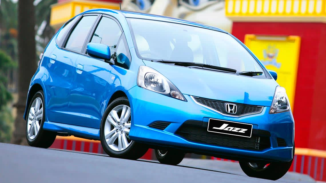 used honda jazz review 2008 2012 carsguide. Black Bedroom Furniture Sets. Home Design Ideas