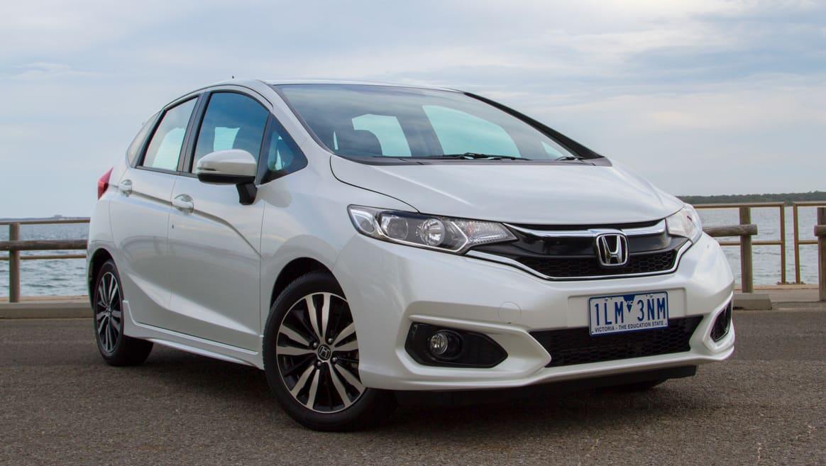 Honda jazz fuel consumption