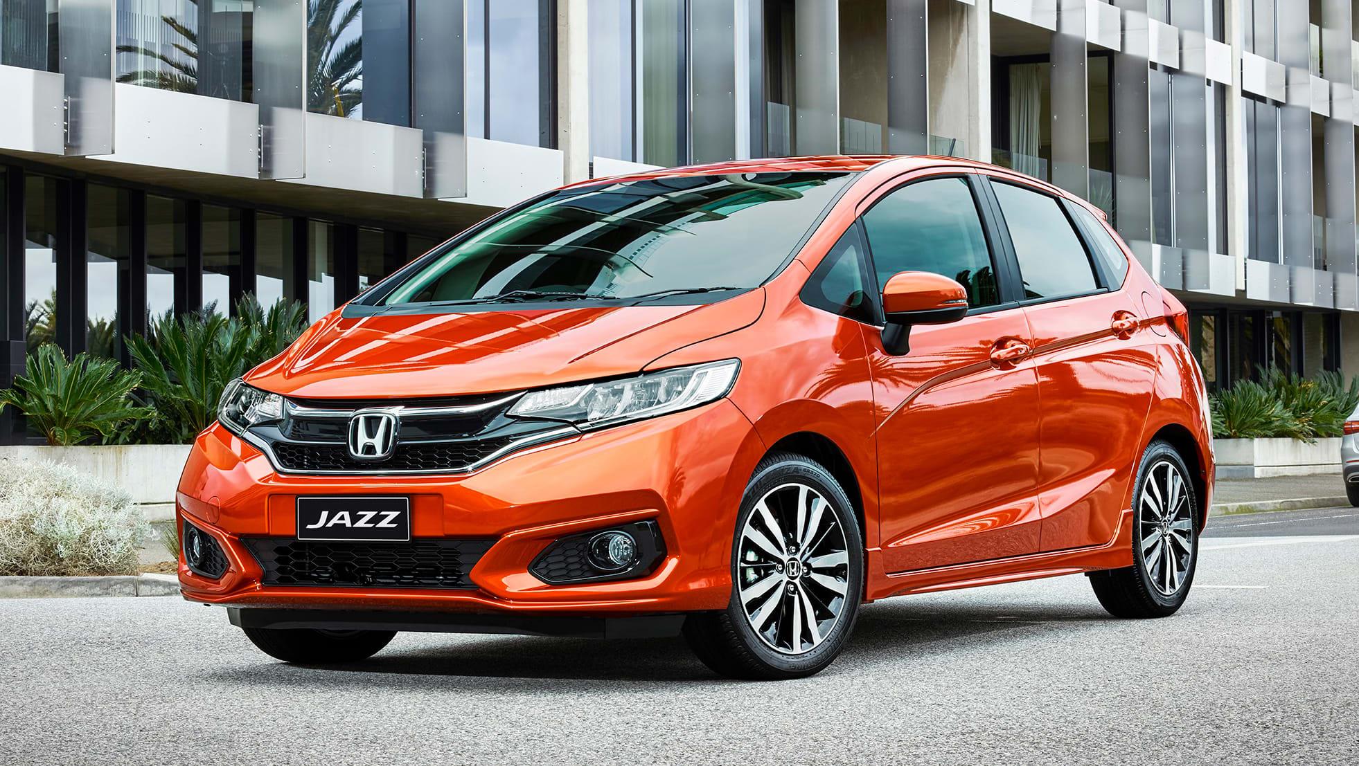 Honda Jazz VTi-L 2018 Review: Snapshot