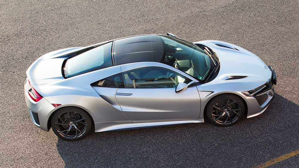 The New Honda Nsx Supercar Lacks One Powerful Feature Car News