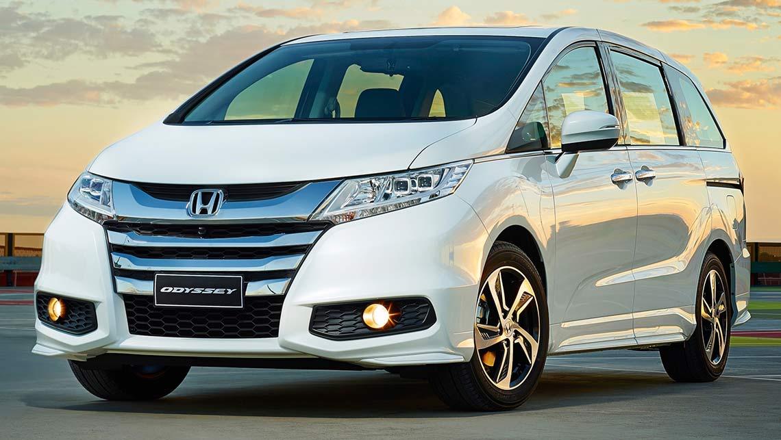 Perfect 2014 Honda Odyssey VTi L