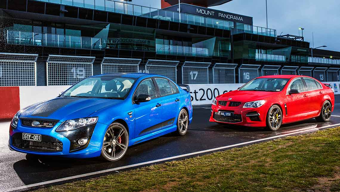 Ford Falcon Gt F V Hsv Gts  Review