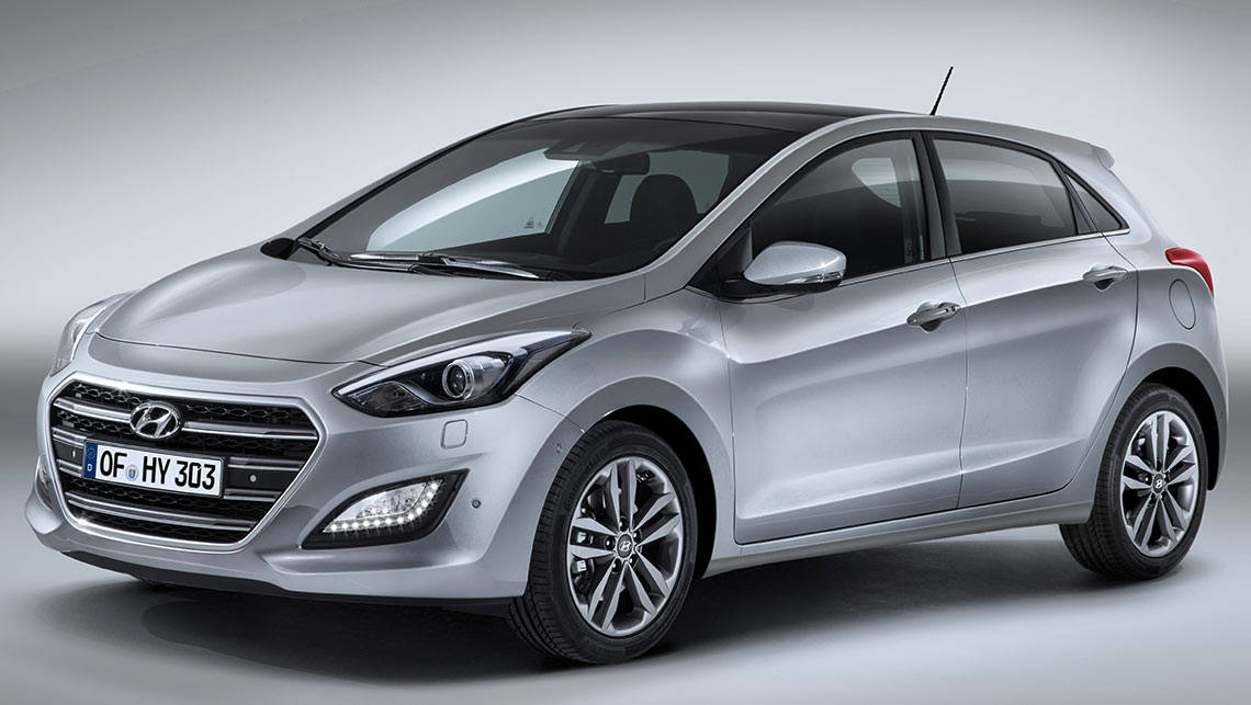 2015 Hyundai I30 Revealed Car News Carsguide