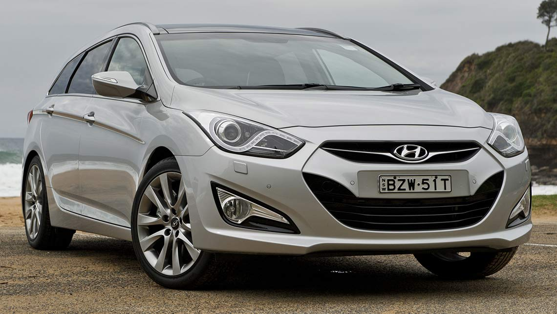 hyundai i40 tourer premium 2015 review carsguide. Black Bedroom Furniture Sets. Home Design Ideas