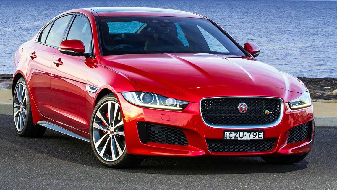 Jaguar XE Review CarsGuide - 2015 jaguar xe
