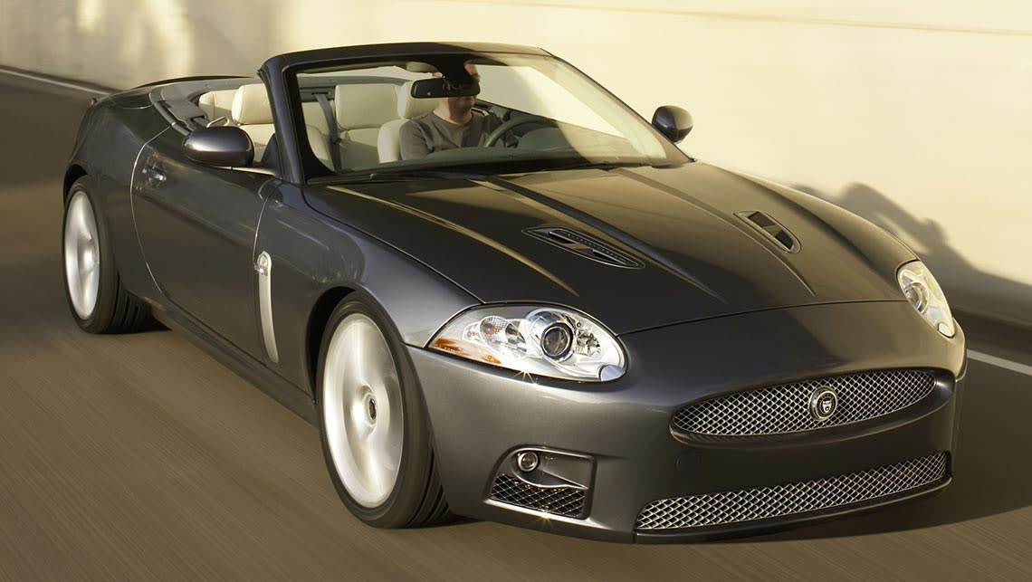Used Luxury Cars For Sale >> Used Jaguar XK review: 1996-2014 | CarsGuide