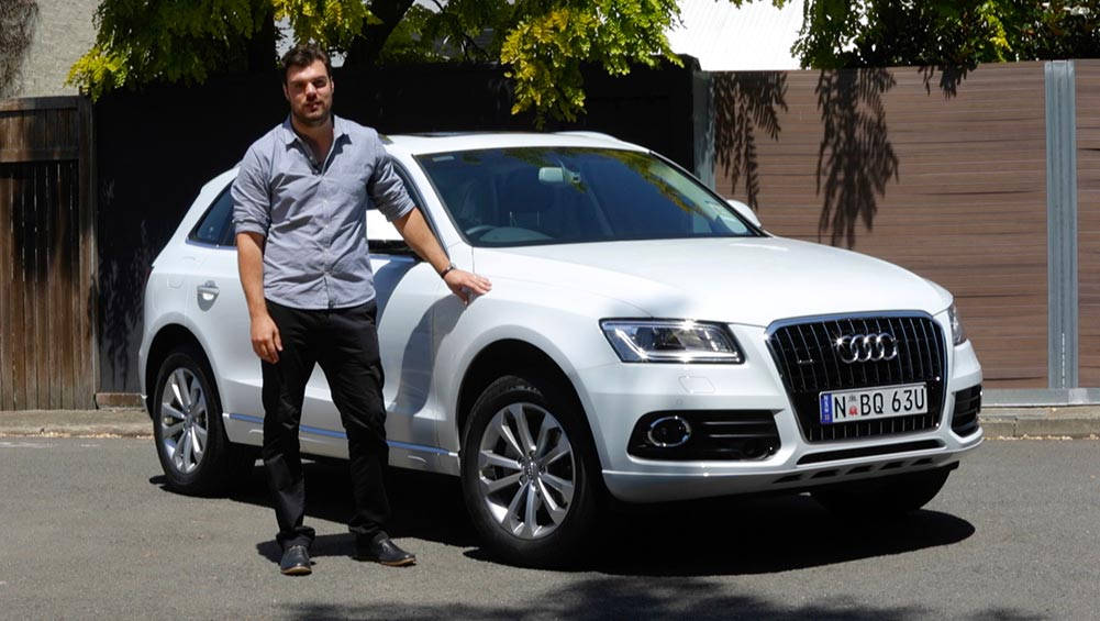Audi Q TFSI Review Top Reasons To Buy Video CarsGuide - Audi q