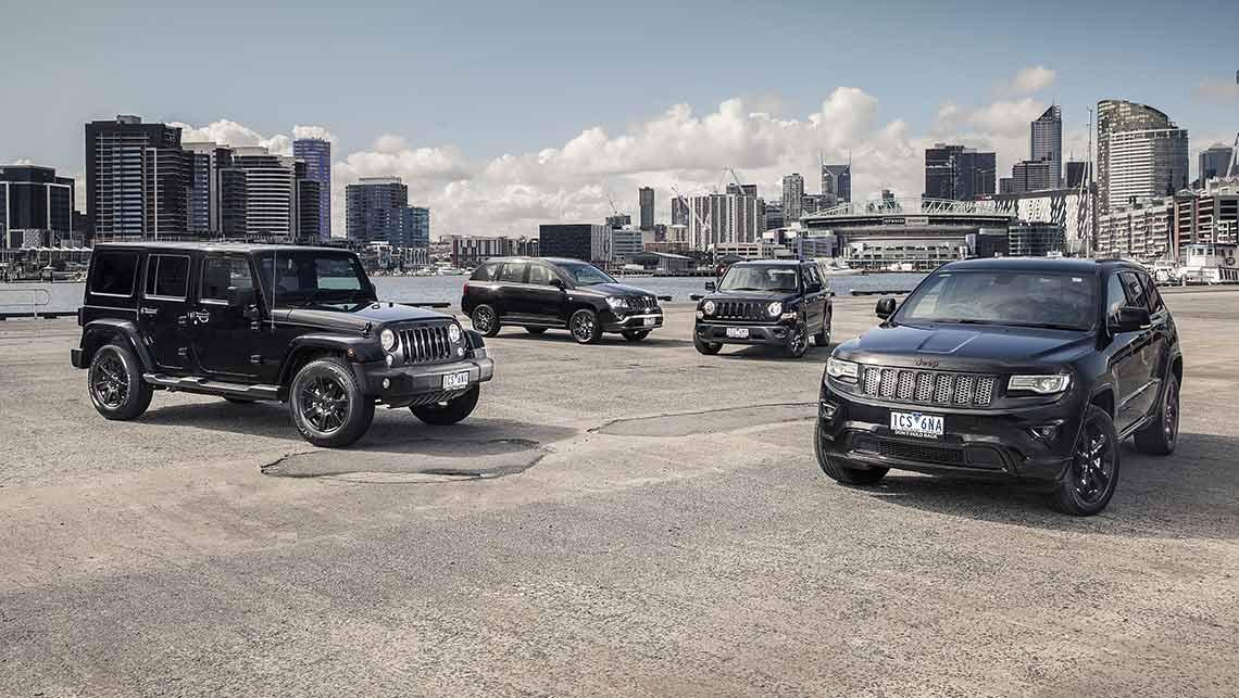 Superb 2014 Jeep Blackhawk Range | New Car Sales Price