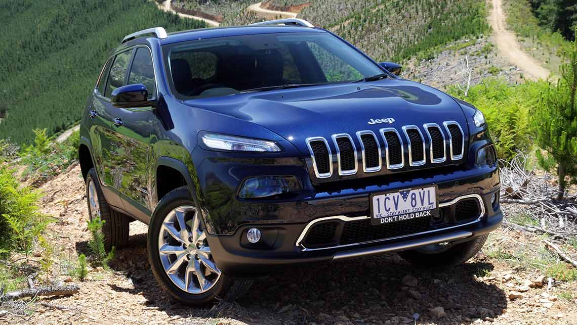 jeep cherokee limited diesel review 2014 carsguide. Black Bedroom Furniture Sets. Home Design Ideas