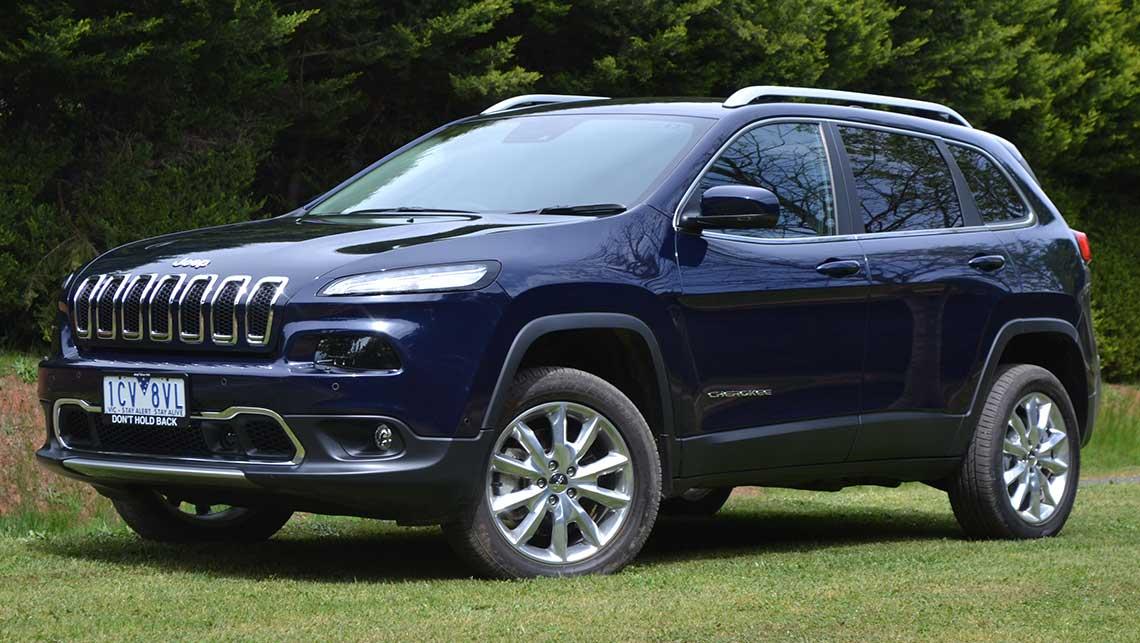 2014 Jeep Cherokee Limited Diesel