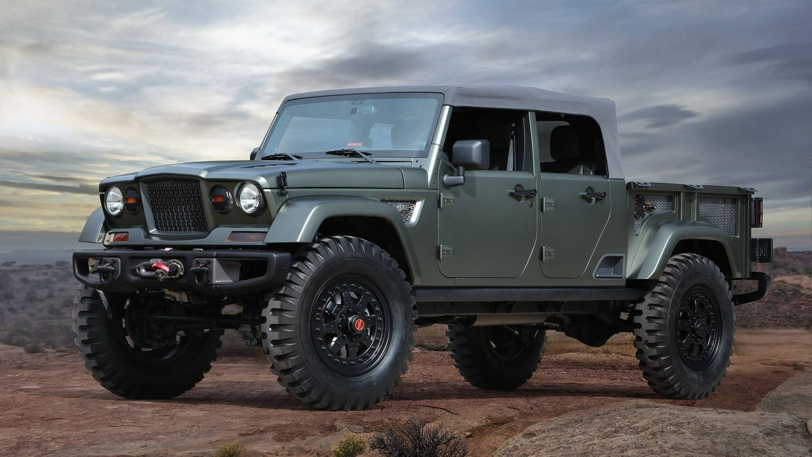 Jeep Ute Wagoneer And Grand Wagoneer Suvs To Be Funded By