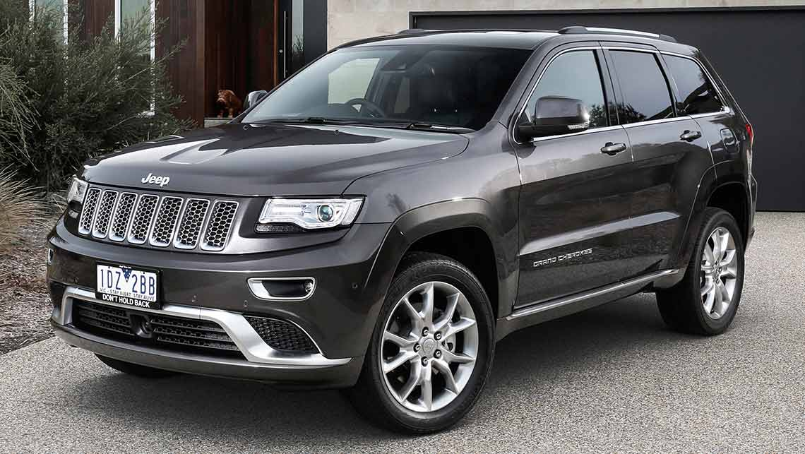 Jeep Grand Cherokee Summit Platinum 2015 Review Carsguide