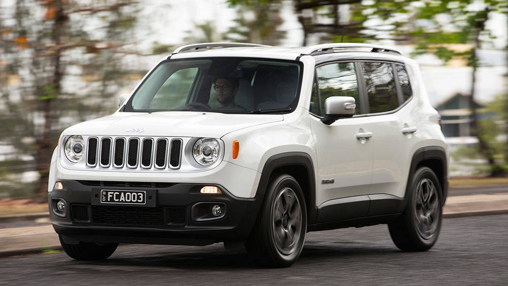 jeep renegade limited 2016 review carsguide. Black Bedroom Furniture Sets. Home Design Ideas