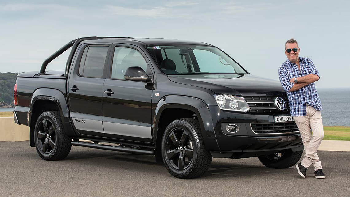 Vw Reveals Jimmy Barnes Amarok Car News Carsguide