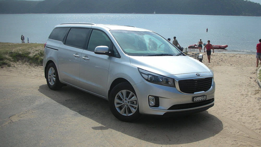 kia carnival si diesel 2017 review carsguide. Black Bedroom Furniture Sets. Home Design Ideas