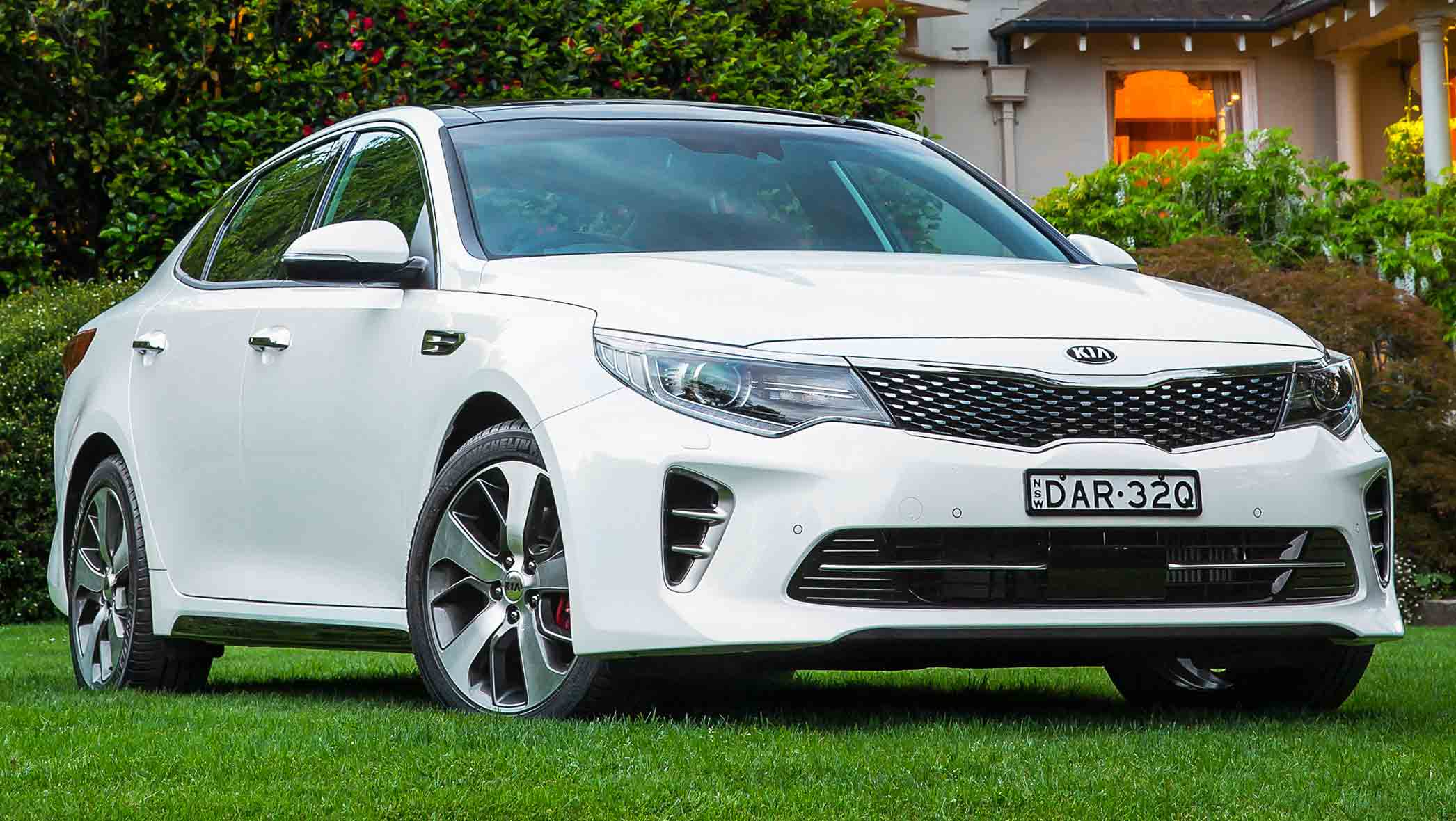 kia optima gt 2015 review carsguide. Black Bedroom Furniture Sets. Home Design Ideas