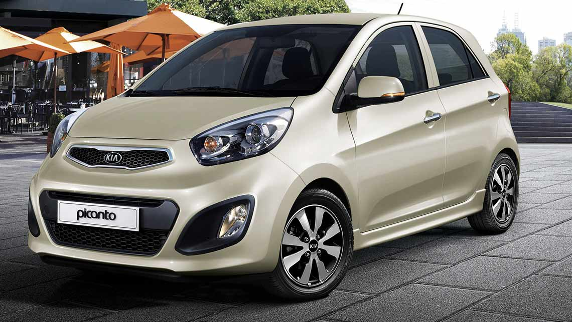 2016 kia picanto detailed car news carsguide. Black Bedroom Furniture Sets. Home Design Ideas
