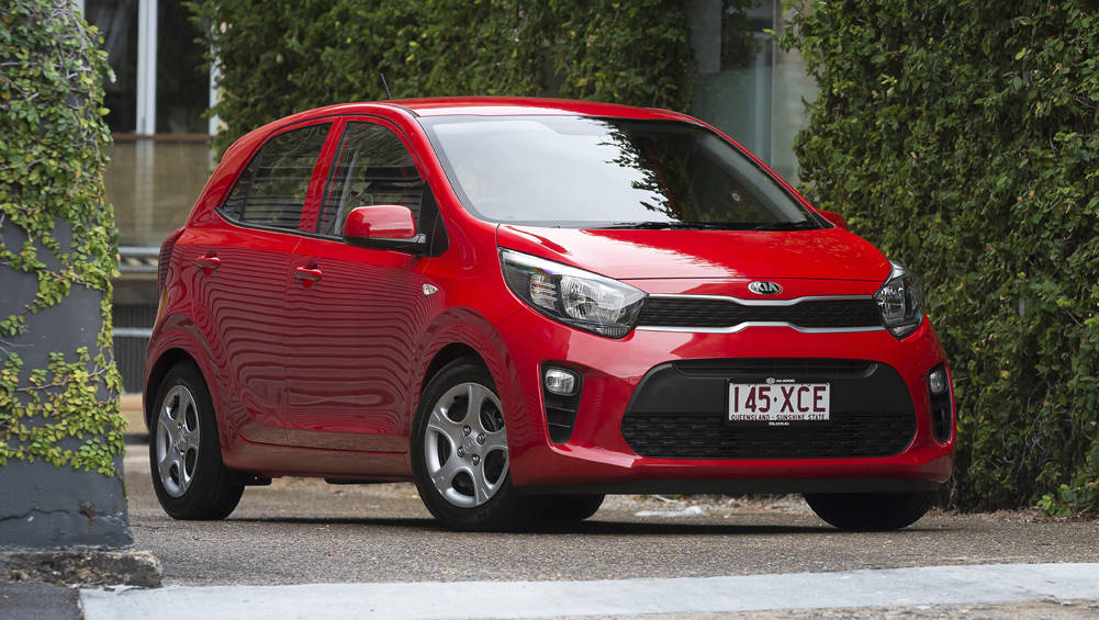 Kia Picanto 2017 price and specification confirmed - Car News | CarsGuide