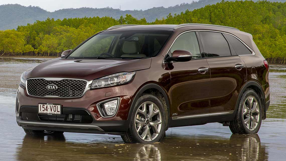 2015 kia sorento platinum diesel review road test carsguide. Black Bedroom Furniture Sets. Home Design Ideas