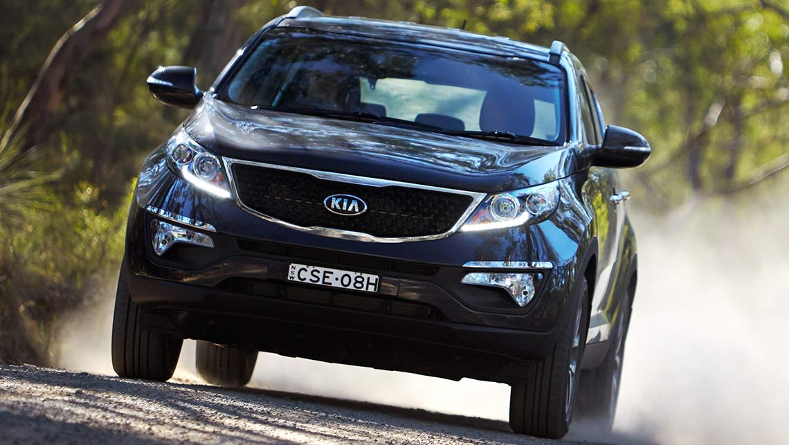 Captivating 2014 Kia Sportage Si Premium