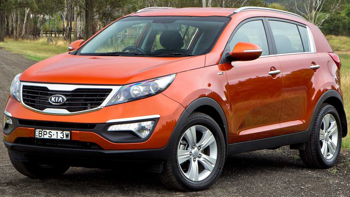 Used Kia Sportage Review: 2011 2012