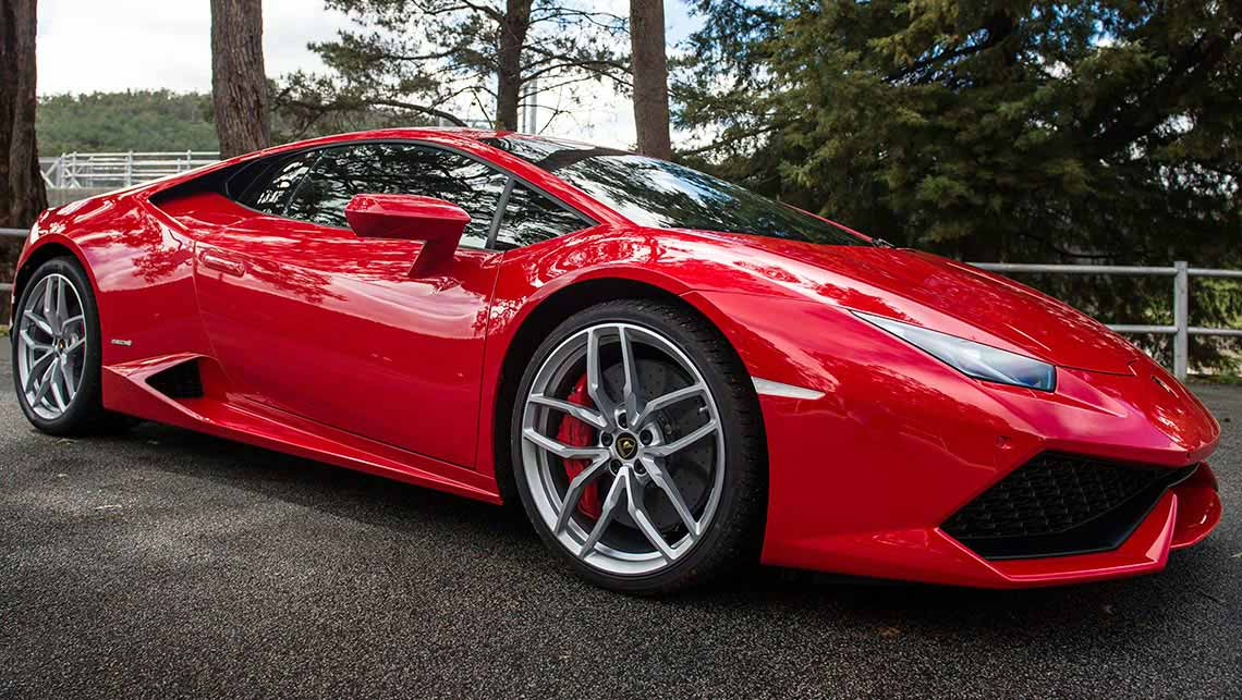 Lamborghini Huracan Coupe 2014 Review Carsguide