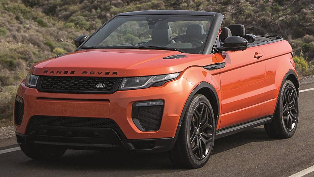 2016 range rover evoque convertible new car sales price. Black Bedroom Furniture Sets. Home Design Ideas