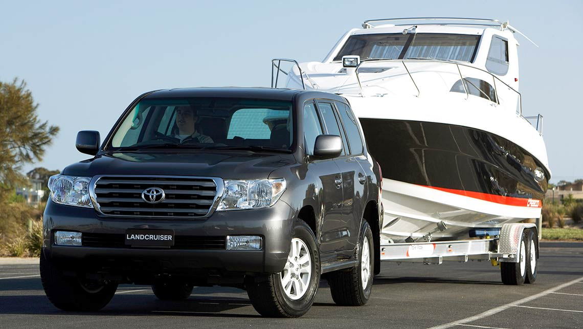 Best Tips For Towing A Boat On Holiday Car News Carsguide