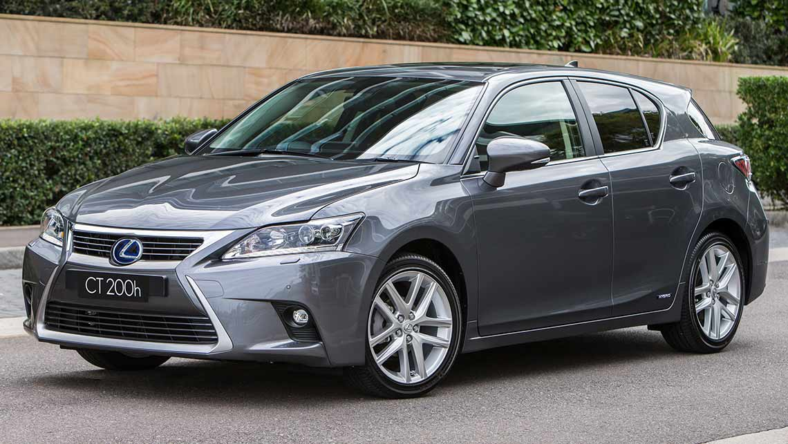 Exceptional Lexus CT200h Sports Luxury 2014 Review