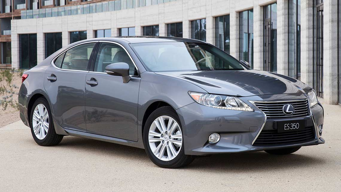 2019 Forbeslife Luxury Car Guide Game Changing Sports: Lexus ES350 2015 Review