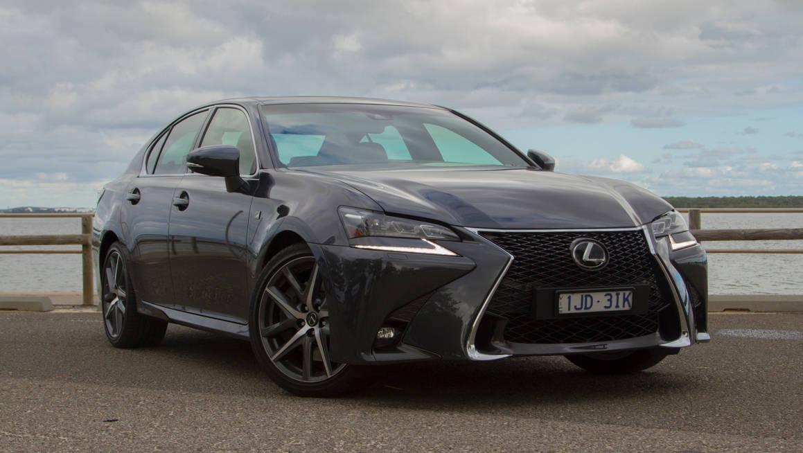 Lexus GS 2018 Review