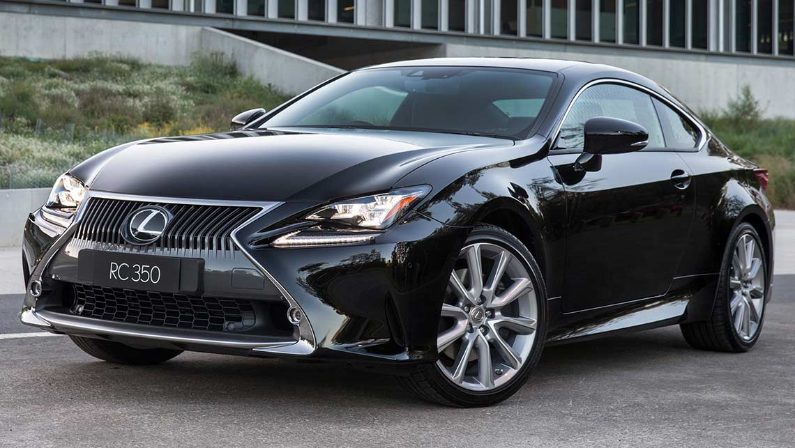 2015 lexus rc 350 f sport review