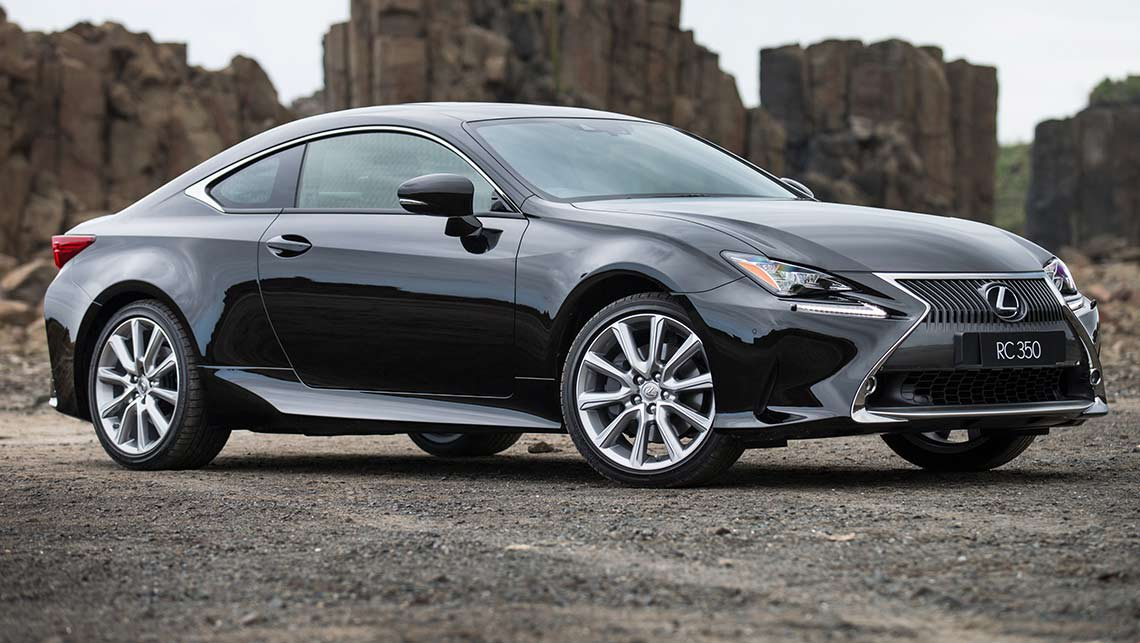 lexus rc 350 luxury review 2014 carsguide. Black Bedroom Furniture Sets. Home Design Ideas