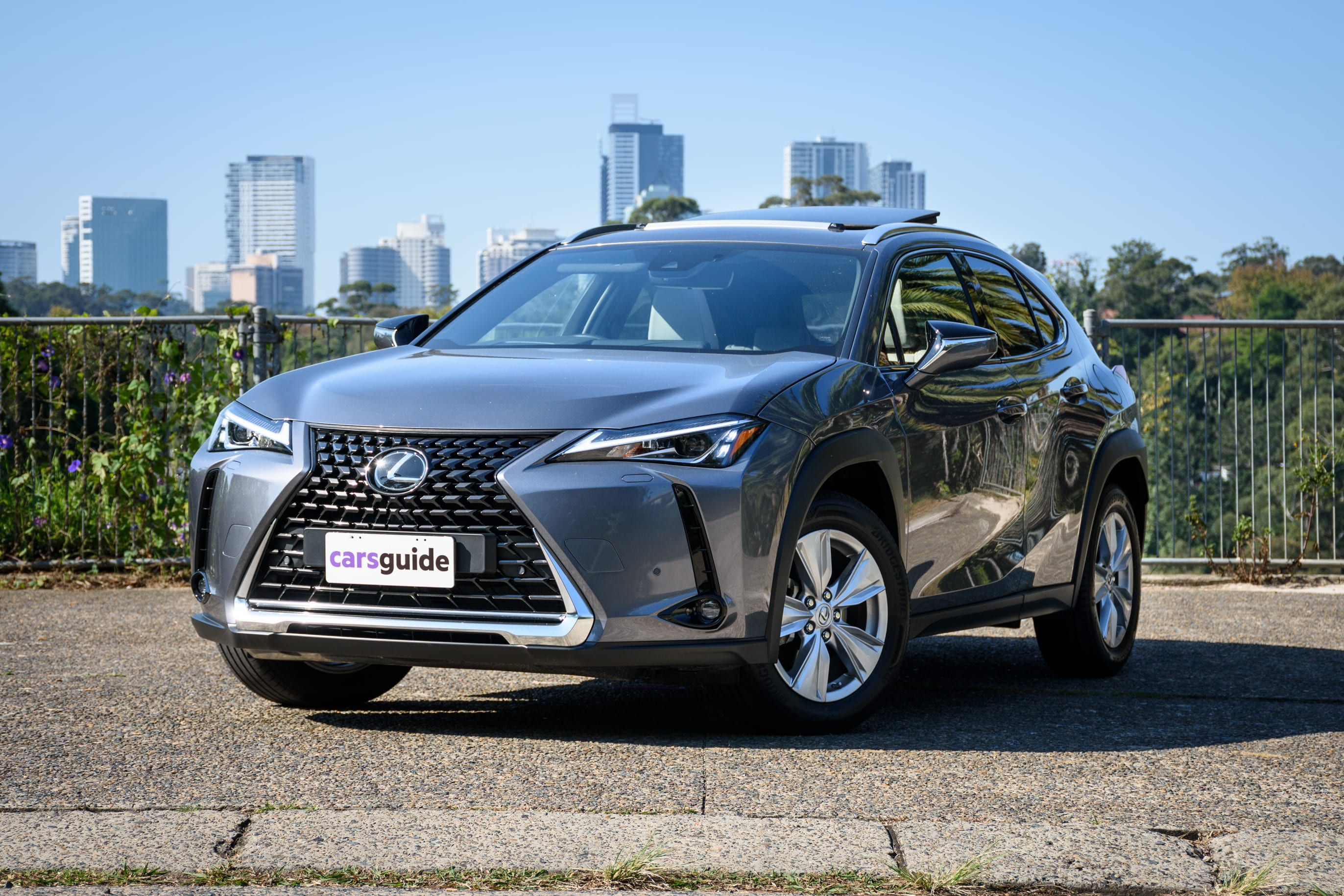 Lexus Ux200 2019 Review Carsguide