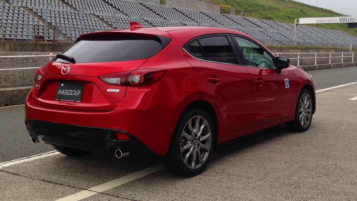 Mazda 3 deisel