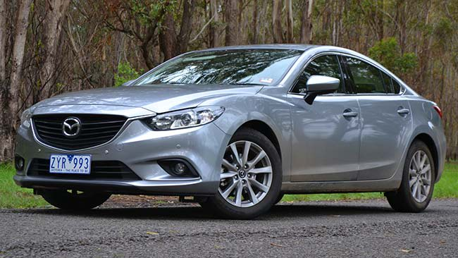 mazda 6 touring 2014 review carsguide. Black Bedroom Furniture Sets. Home Design Ideas