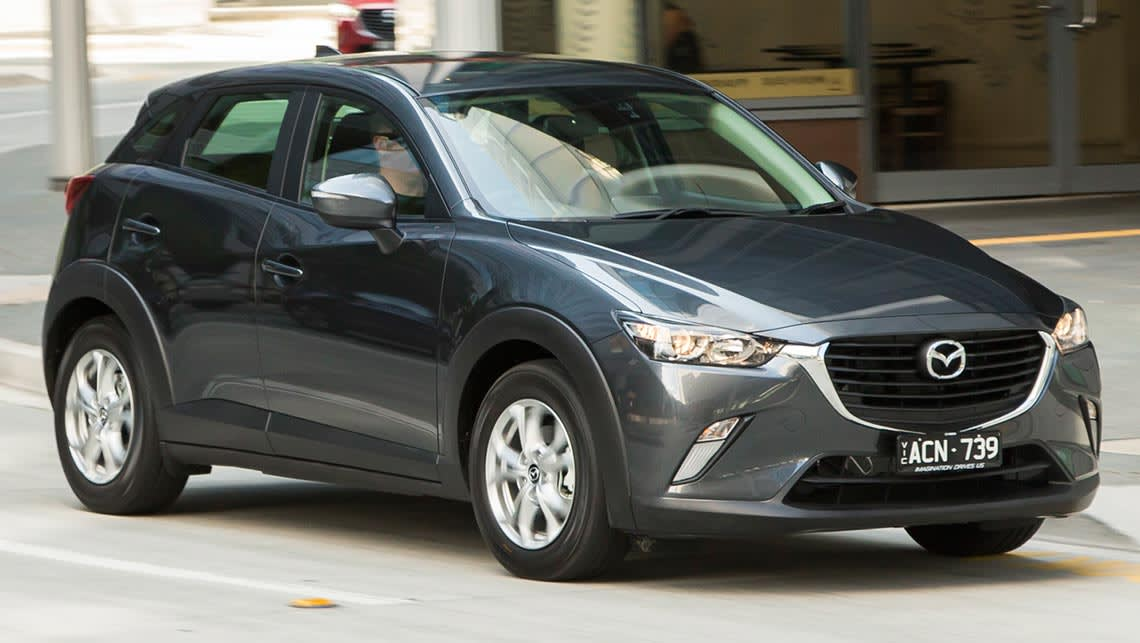 Model 2015 Mazda CX3 Review  CarsGuide