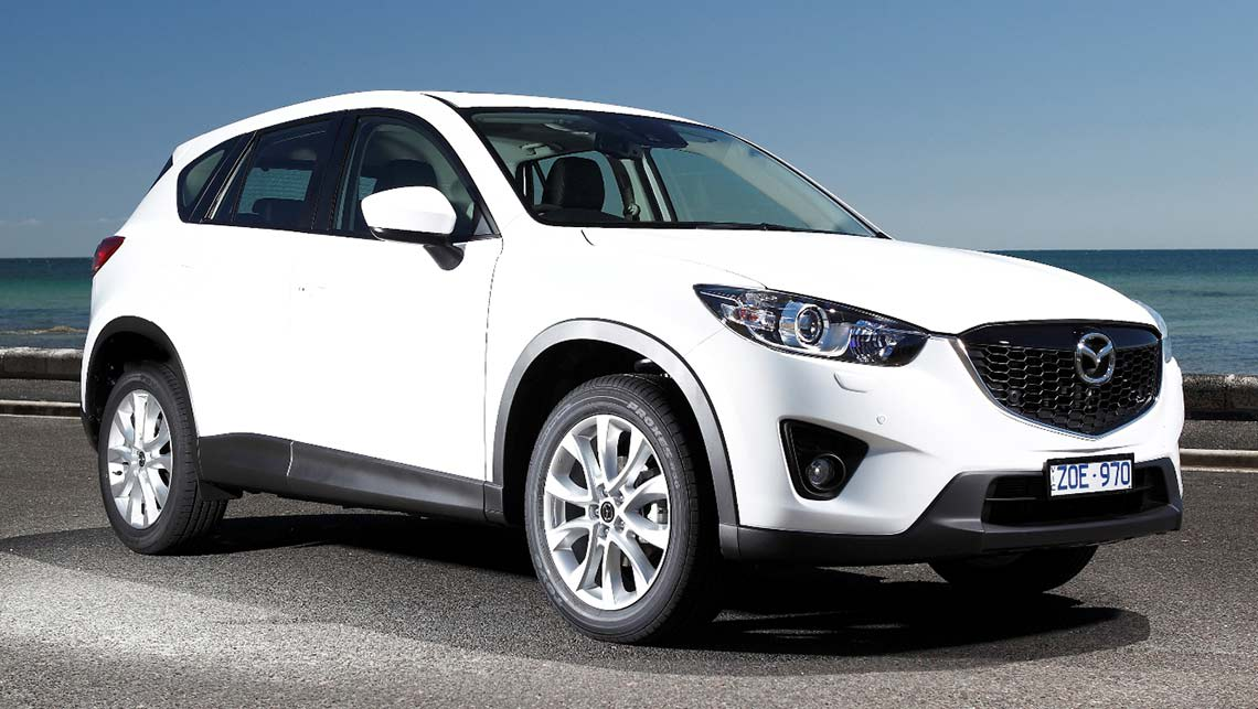 Mazda CX 5 Akera 2014 Review