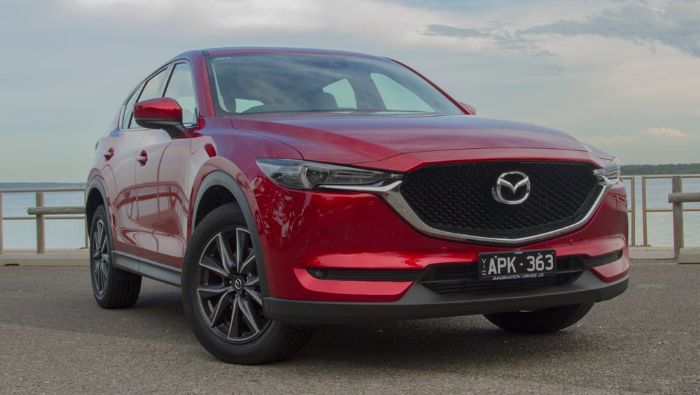 Mazda CX-5 2018 Review: GT Diesel