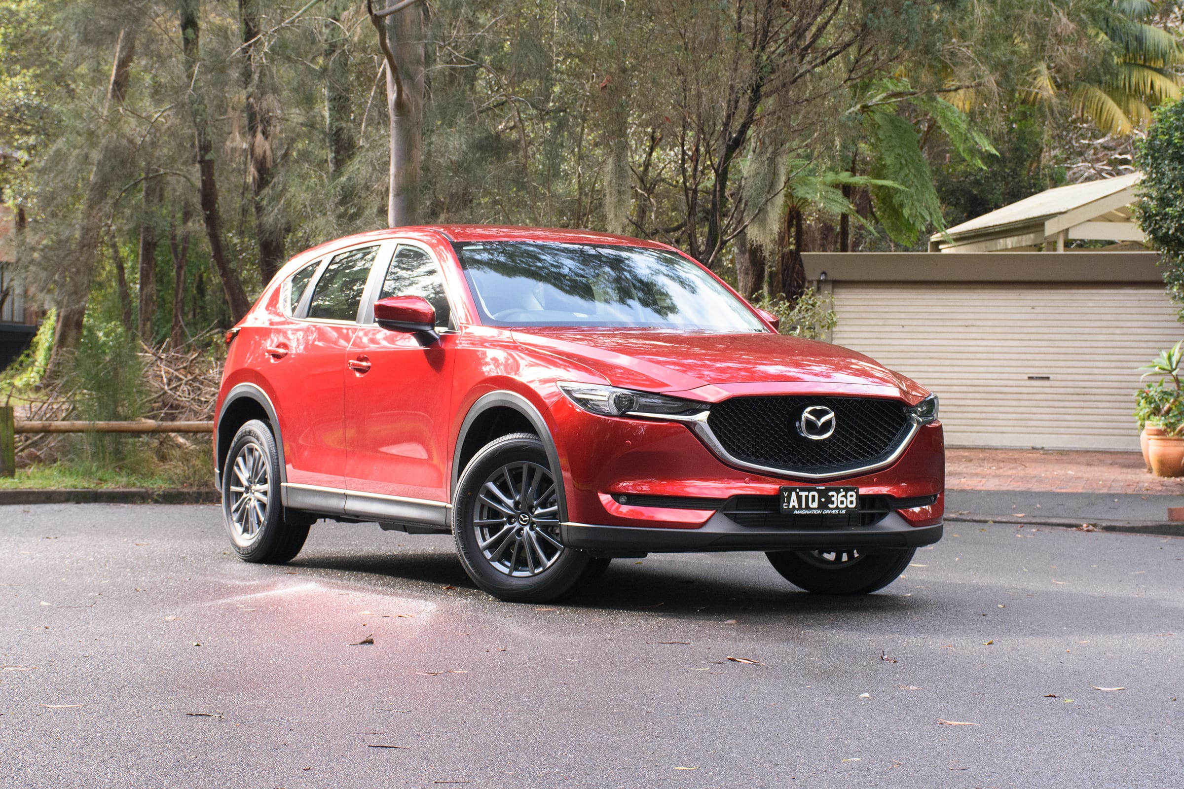 mazda cx 5 touring diesel 2018 review carsguide. Black Bedroom Furniture Sets. Home Design Ideas
