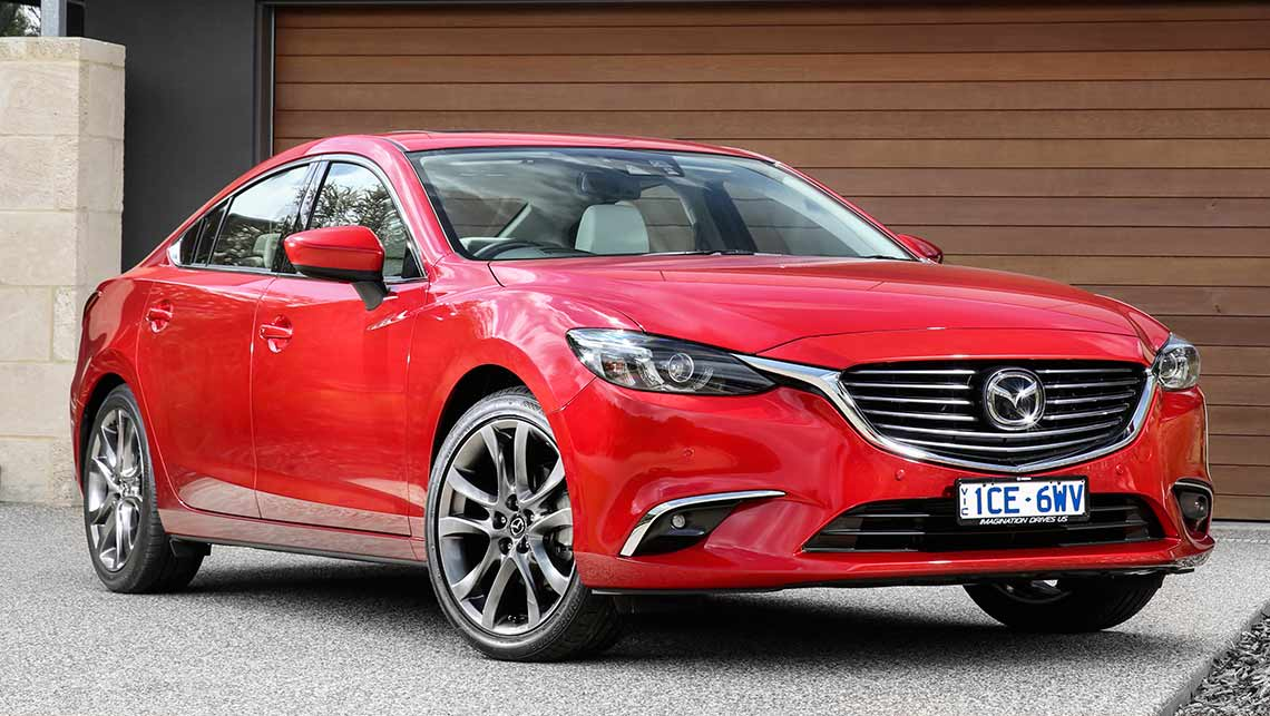 2015 mazda 6 review first drive carsguide. Black Bedroom Furniture Sets. Home Design Ideas