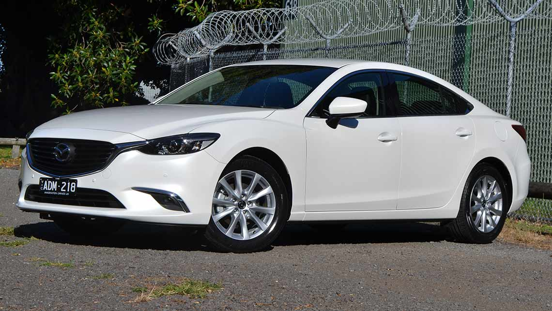 mazda 6 touring sedan 2016 review carsguide. Black Bedroom Furniture Sets. Home Design Ideas